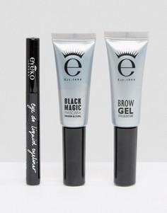 Набор мини-средств для макияжа глаз Eyeko - СКИДКА 41 - Черный