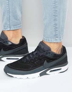 Черные кроссовки Nike Air Max BW Ultra SE 844967-001 - Черный