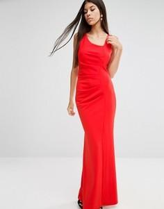 Платье макси Jessica Wright Tailored - Красный
