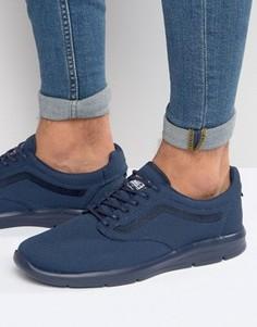 Синие кроссовки Vans Iso 1.5 Mono VN0A2Z5SJKZ - Синий