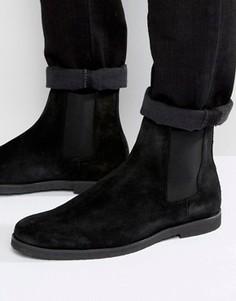 Замшевые ботинки челси Religion - Черный