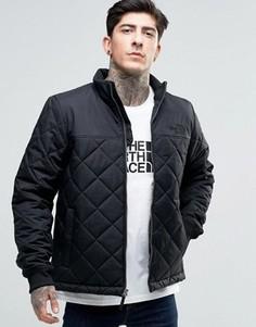 Черная стеганая куртка-пилот The North Face - Черный