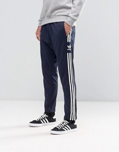 Синие джоггеры adidas Originals ID96 AY9258 - Синий