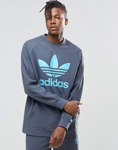 Свитшот adidas Originals AY7996 - Синий