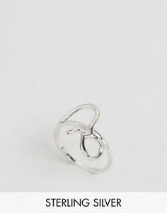 Серебряное кольцо с зодиакальной отделкой Козерог Rock N Rose - Серебряный