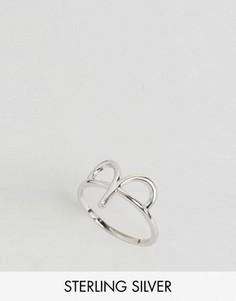 Серебряное кольцо с зодиакальной отделкой Овен Rock N Rose - Серебряный