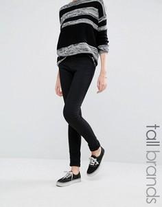 Облегающие джинсы Brave Soul Tall - Черный
