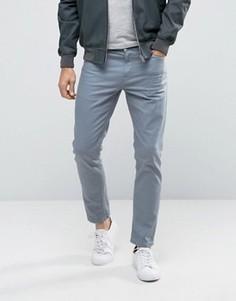 Светло-голубые джинсы скинни ASOS - Синий