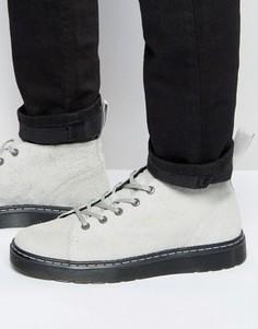 Ботинки средней высоты Dr Martens Baynes - Серый