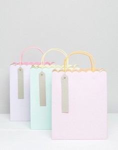 Пакеты для подарков среднего размера Meri Meri - Мульти