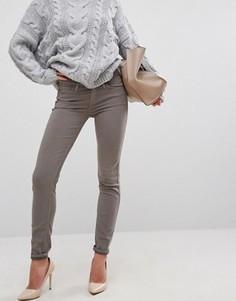 Зауженные джинсы Lee Scarlett - Серый