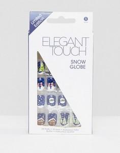 Накладные ногти Elegant Touch Christmas - Мульти