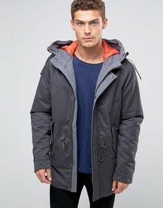 Куртка со стеганной подкладкой United Colors of Benetton - Серый