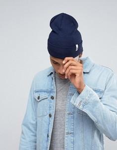 Синяя шапка-бини Nike Air 92 806035-473 - Синий