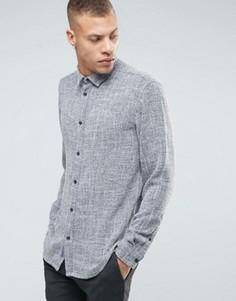 Рубашка классического кроя Selected Homme - Серый