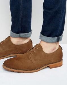 Замшевые туфли дерби Call It Spring Edaussi - Рыжий