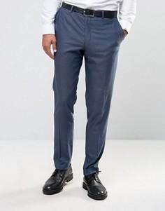 Строгие премиум‑брюки узкого кроя Jack & Jones - Серый