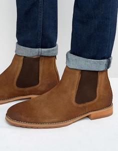 Замшевые ботинки челси Call It Spring Draun - Рыжий