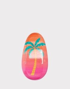 Ароматизированная расческа с запахом кокоса - Бесцветный Beauty Extras