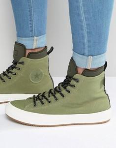 Зеленые кеды Converse Chuck Taylor All Star II 153570C-333 - Зеленый