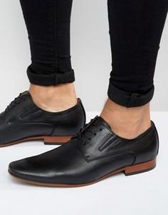 Кожаные туфли дерби ALDO Rosling - Черный