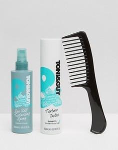 Набор средств по уходу за волосами на каждый день Toni & Guy - Бесцветный