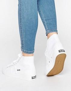 Высокие кроссовки Gola Coaster - Белый