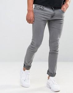 Облегающие джинсы Only & Sons - Серый