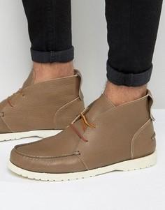Кожаные ботинки Shoe The Bear Misu - Рыжий