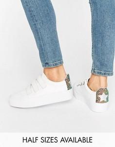 Оригинальные кроссовки ASOS DAVIUS - Белый