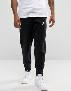 Черные зауженные джоггеры Nike Jordan Flight 823071-010 - Черный