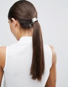 Резинка для волос с металлической отделкой ASOS - Мульти