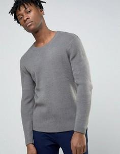 Серый вязаный джемпер Cheap Monday - Серый