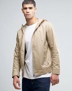 Куртка на молнии Farah Deighton - Бежевый