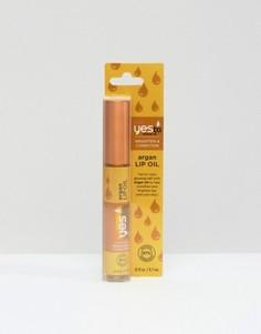 Аргановое масло для губ Yes To, 3,7 мл - Бесцветный
