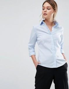 Классическая рубашка New Look - Синий