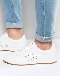 Белые кроссовки с каучуковой подошвой Le Coq Sportif Arthur Ashe 1620957 - Белый