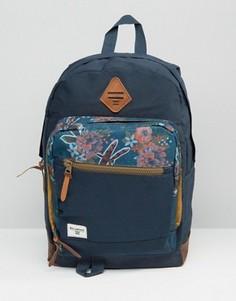 Рюкзак с цветочным принтом Billabong York - Темно-синий