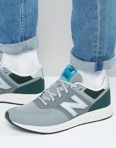 Кроссовки New Balance 574 - Серый