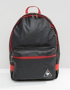 Рюкзак в стиле ретро с логотипом Le Coq Sportif - Черный