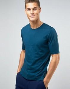 Футболка Sisley - Синий