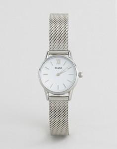 Серебристые часы CLUSE La Vedette CL50005 - Серебряный