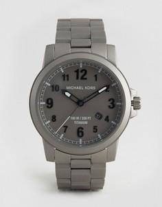 Часы Michael Kors MK8534 Titanium - Серый
