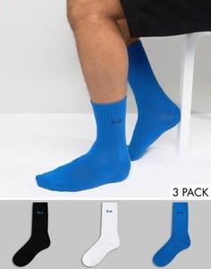 3 пары синих носков Pringle - Мульти