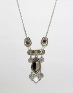 Ожерелье Raga - Серебряный