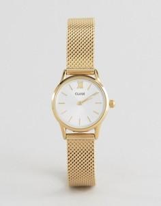 Золотистые часы CLUSE La Vedette CL5007 - Золотой