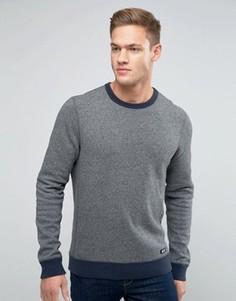 Серый свитшот Abercrombie & Fitch - Серый