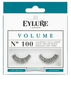 Накладные ресницы Eylure - No. 100 - Черный