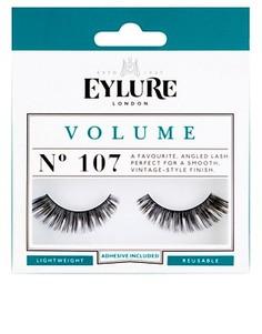 Накладные ресницы Eylure - No. 107 - Черный