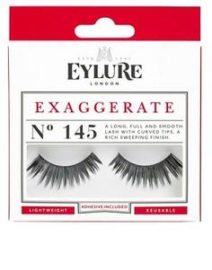 Накладные ресницы Eylure Exaggerate № 145 - Черный